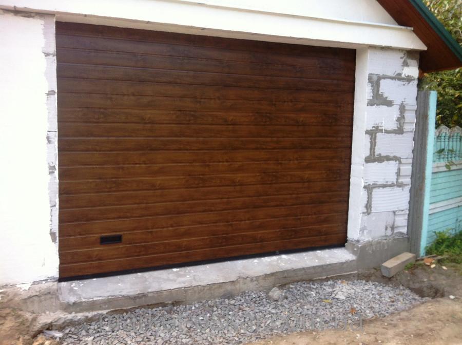 купить гаражные ворота для дома в луцке